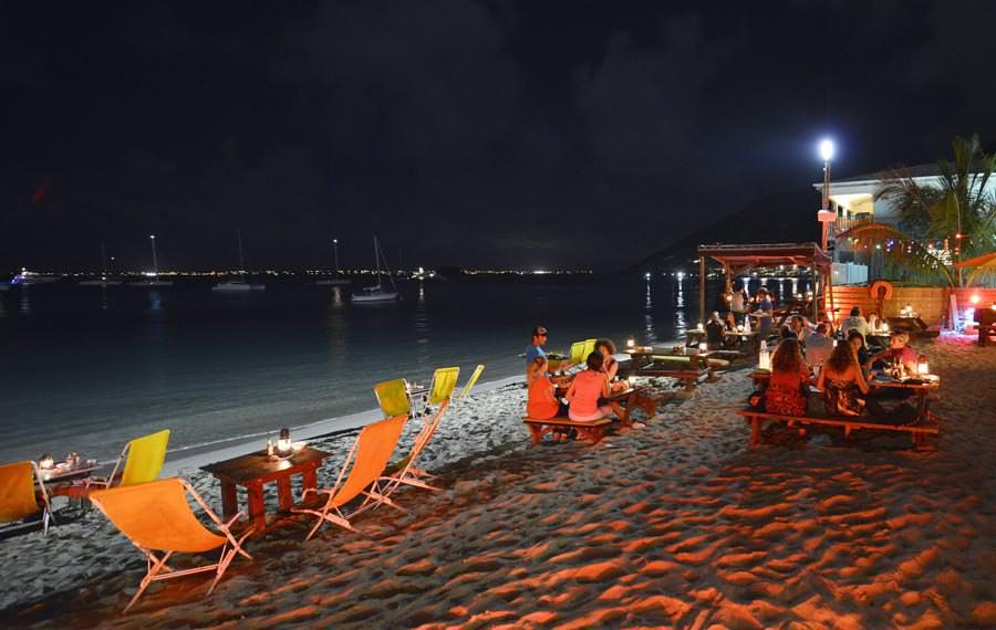 St. Maarten Amigo Tours | St. Maarten By Night Tour  Nightlife
