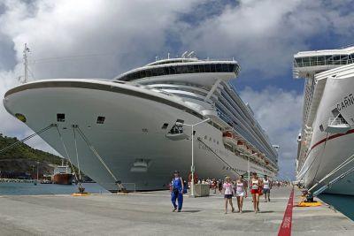 St. Maarten Cruiseship Terminal